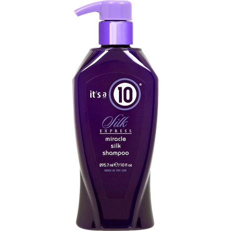 Its a 10 Miracle Silk Shampoo