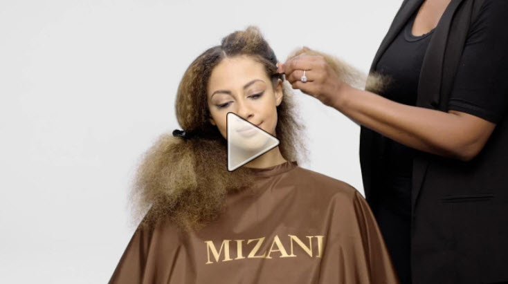 Mizani video screen grab