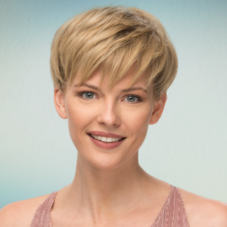 SmartStyle model with classic pixie