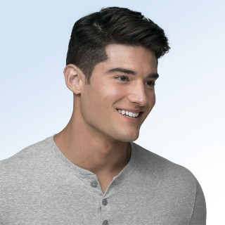 SmartStyle model with taper cut