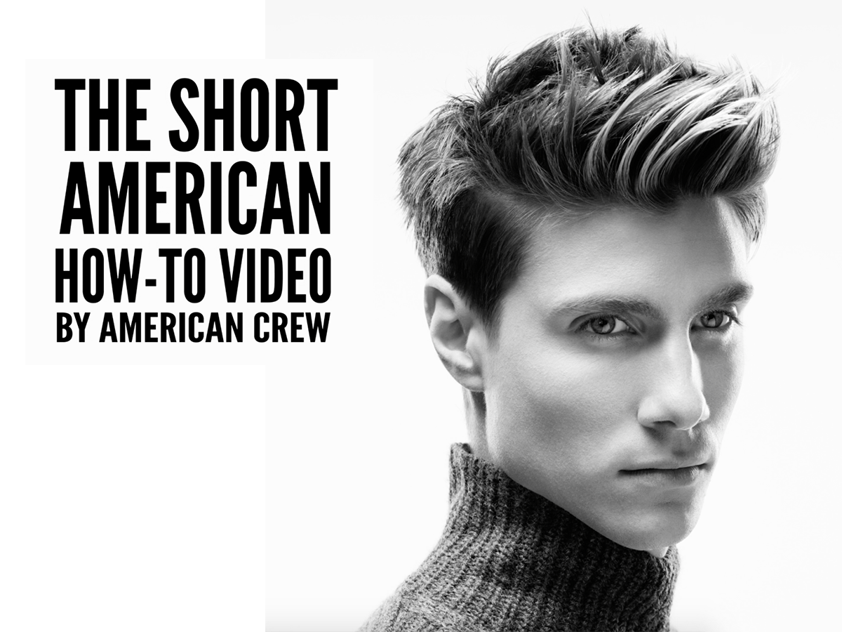 Product How To Video American Crew Defining Paste Advice Supercuts
